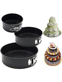 Amazon Com Springform Cake Pans Home Amp Kitchen