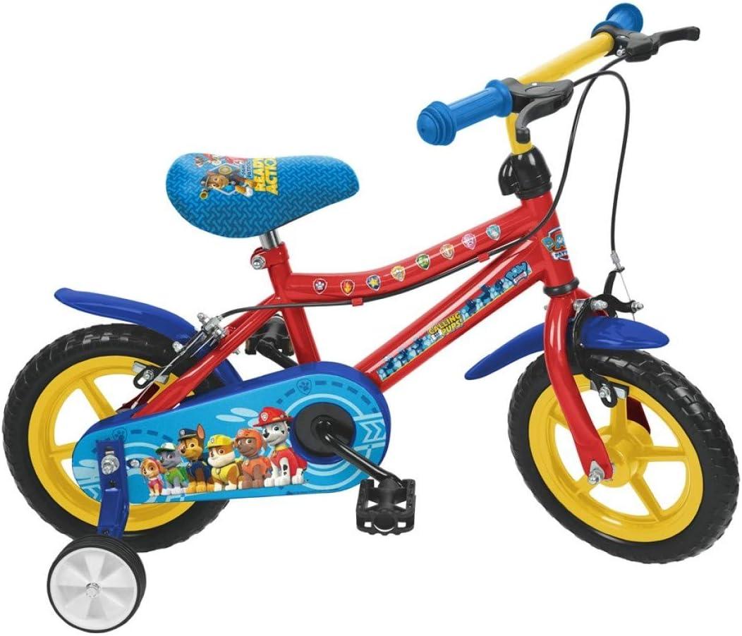 PAW PATROL - Bicicleta de 12