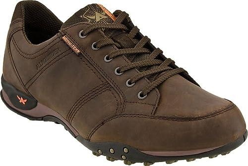 Mephisto Takino Tex - Zapatillas para hombre, color marrón, talla UK8,5