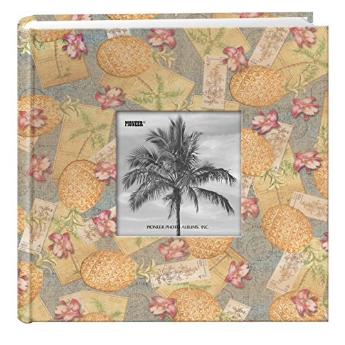 Travel Designer Photo Album, Tropical Palm Trees