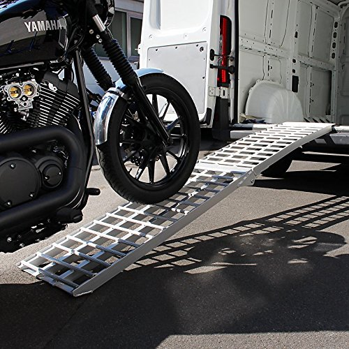 680 kg Aluminio Rampa de Carga Moto Morini 11 /½ max