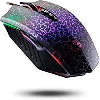 Bloody Optical Gaming Mouse with Light Strike (LK) Switch & Scroll - Fully Programmable and Advance Macros (A70)