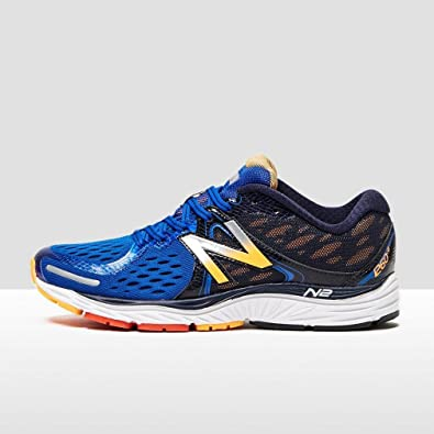 New Balance - Zapatillas de Running para Hombre Azul Azul/Negro ...