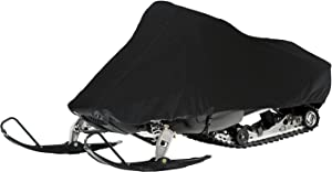 Raider 02-7718 SX-Series Large Weather and UV-Resistant Snowmobile Storage Cover