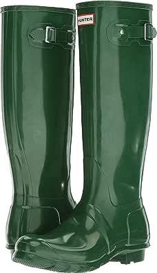 Hunter Original Gloss Tall Navy Womens Wellington Boots