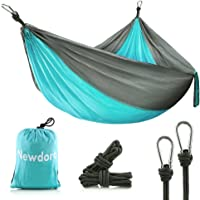 Newdora Lightweight Nylon Portable Camping Hammock