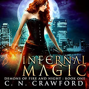 Infernal Magic Audiobook