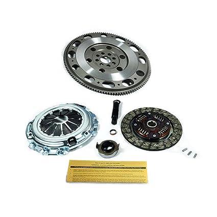 Amazon.com: EXEDY RACING STAGE 1 CLUTCH KIT+FLYWHEEL HONDA CIVIC Del Sol 1.5L 1.6L 1.7L SOHC: Automotive