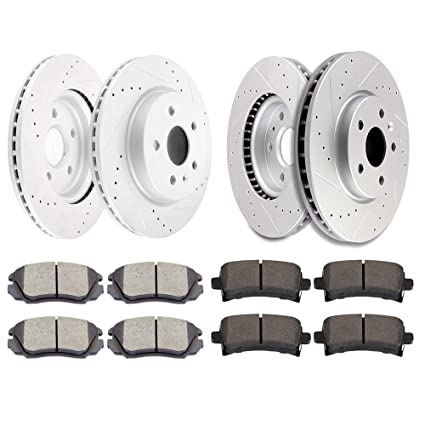 brake pads for 2014 chevy malibu