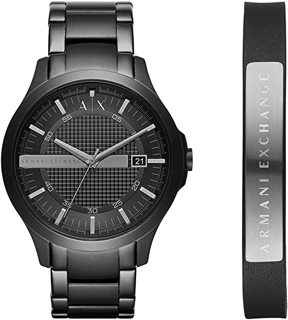 Armani Exchange Men's Classic Stainless Steel Watch