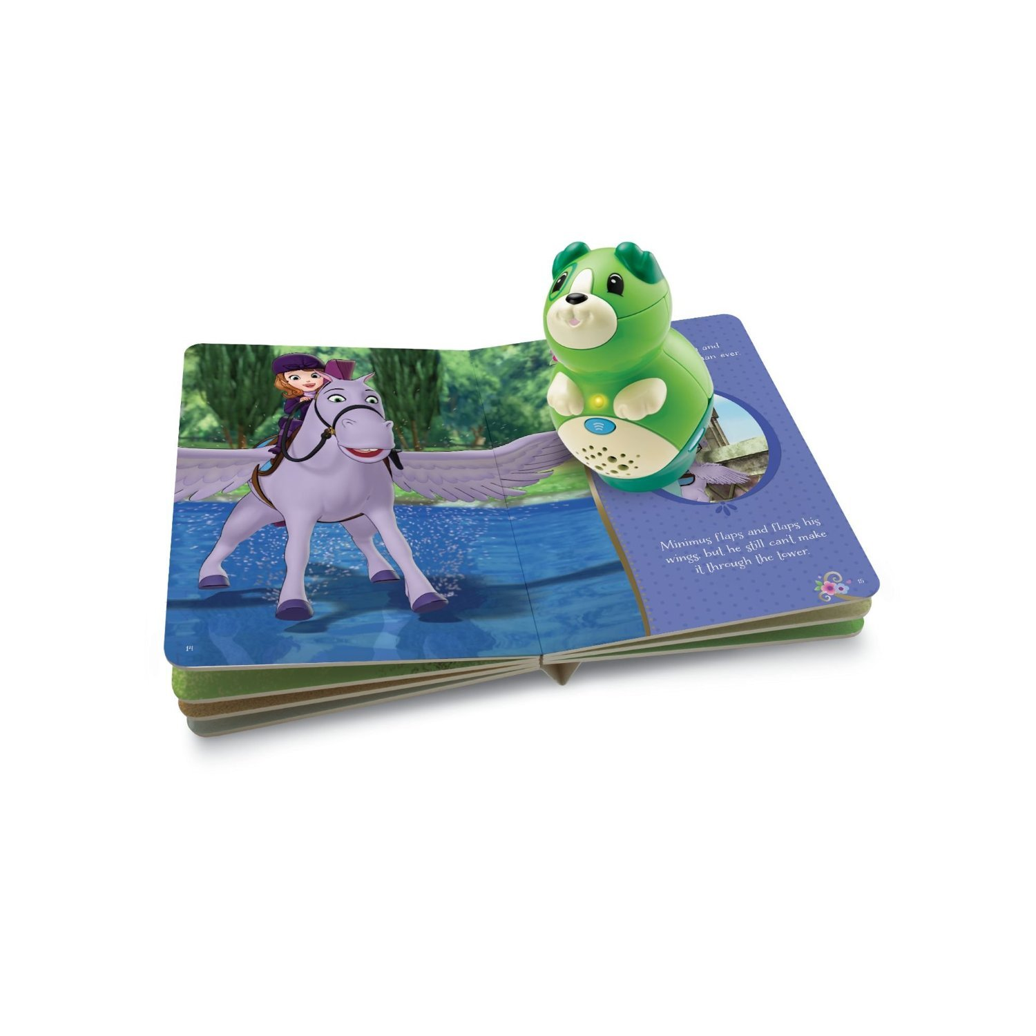 LeapFrog LeapReader Junior Book: Disney Sofia the First: A Princess Thing by LeapFrog (Image #2)