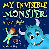 img - for My Invisible Monster: a space flight (Magic story about Billy and his invisible monster ) book / textbook / text book