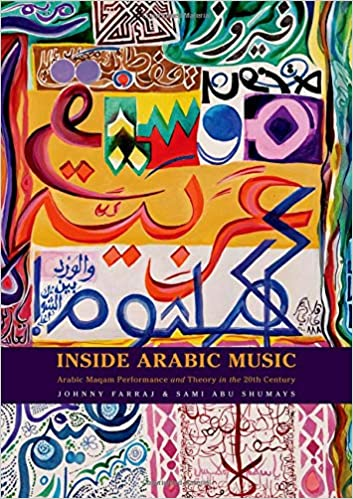 cover image Inside Arabic Music: Arabic Maqam Performance and Theory in the 20th Century