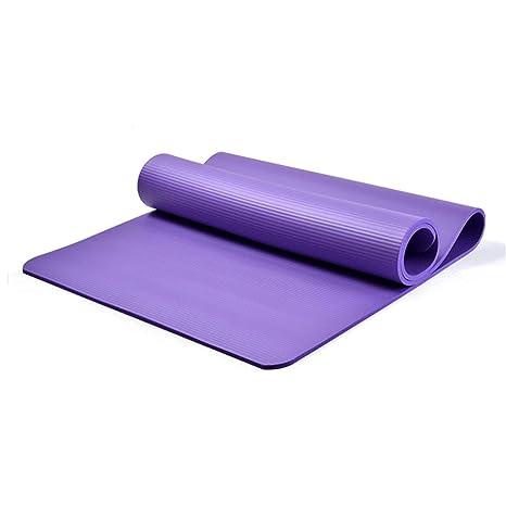 Amazon.com : Susan1999 7mm Thick Non-Slip TPE Yoga Mats for ...