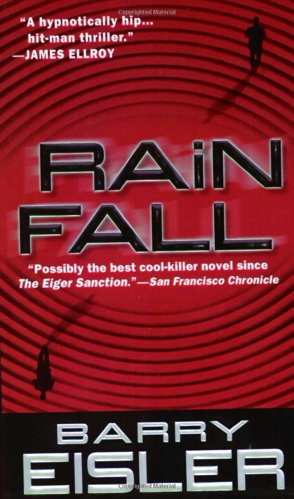 killing rain barry eisler
