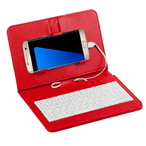Amazon.com: Wired Keyboard Flip Holster Caso, elevin (TM ...