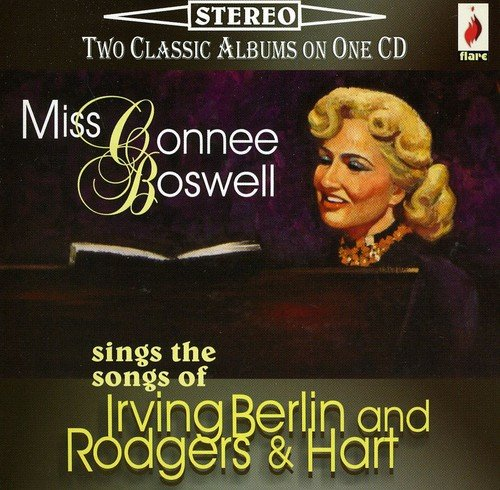 Sings The Songs Of Irving Limited Special Manufacturer regenerated product Price Berlin Two Classi Rodgers - And Hart