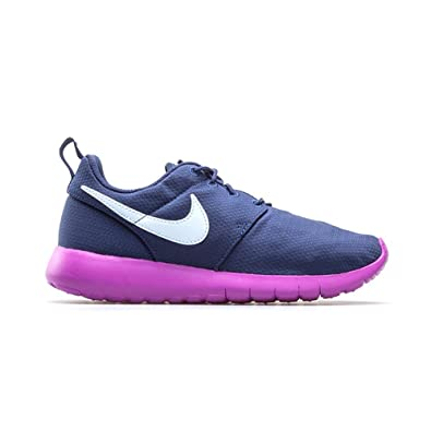 buy popular 9c0e9 8463a NIKE ROSHE ONE (GS), Midnight NavyBlue Tint, 5.5 US