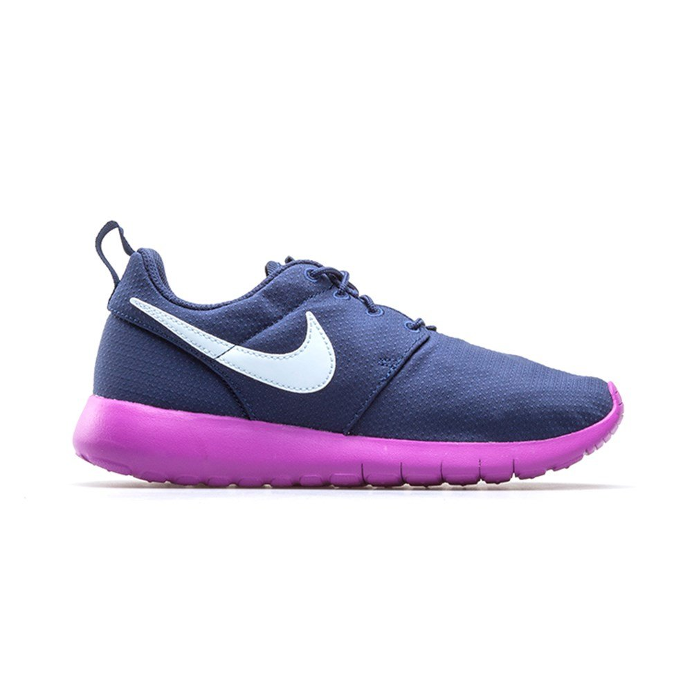 huge discount 64947 c97fe Amazon.com  NIKE ROSHE ONE (GS), Midnight NavyBlue Tint, 5.5 US  Fashion  Sneakers
