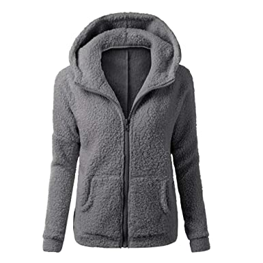 19341a1e5695 YoungG-3D Women Winter Fleece Jacket Womens Thicken Warm Coat Female  Windproof Polar Fleece Basic