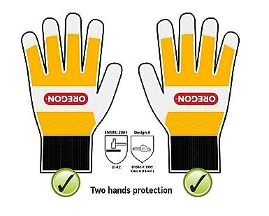 Kerbl 297705 Größe 7 Handschuh Cutter Schnittschutzhandschuh