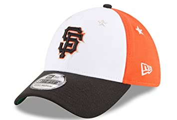 brand new 6c88b 01fbc New Era San Francisco Giants 2018 MLB All-Star Game 39THIRTY Flex Hat -  White