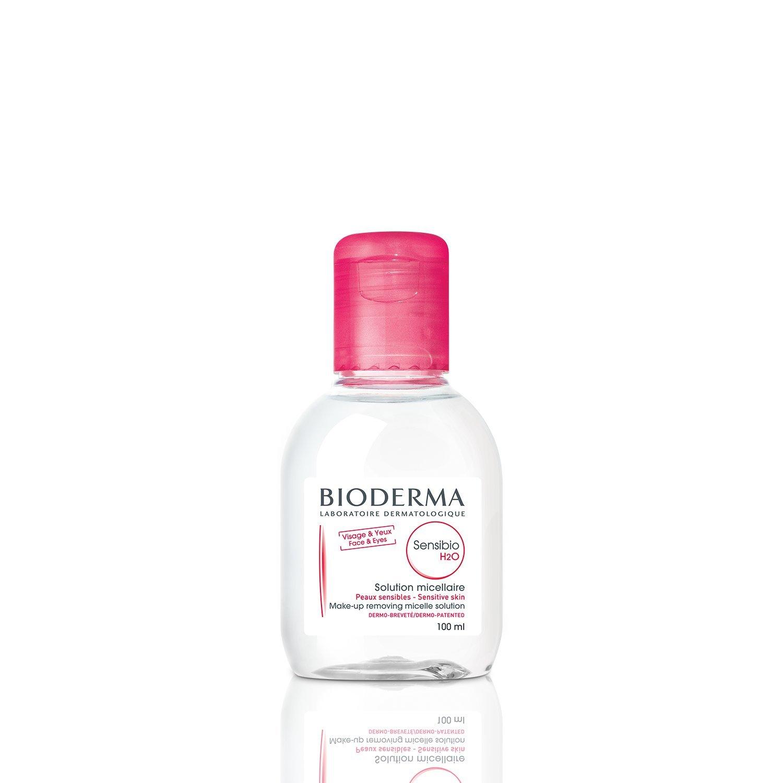 Bioderma Sensibio H2O Micellar Water, Cleansing and Make-Up Removing Solution