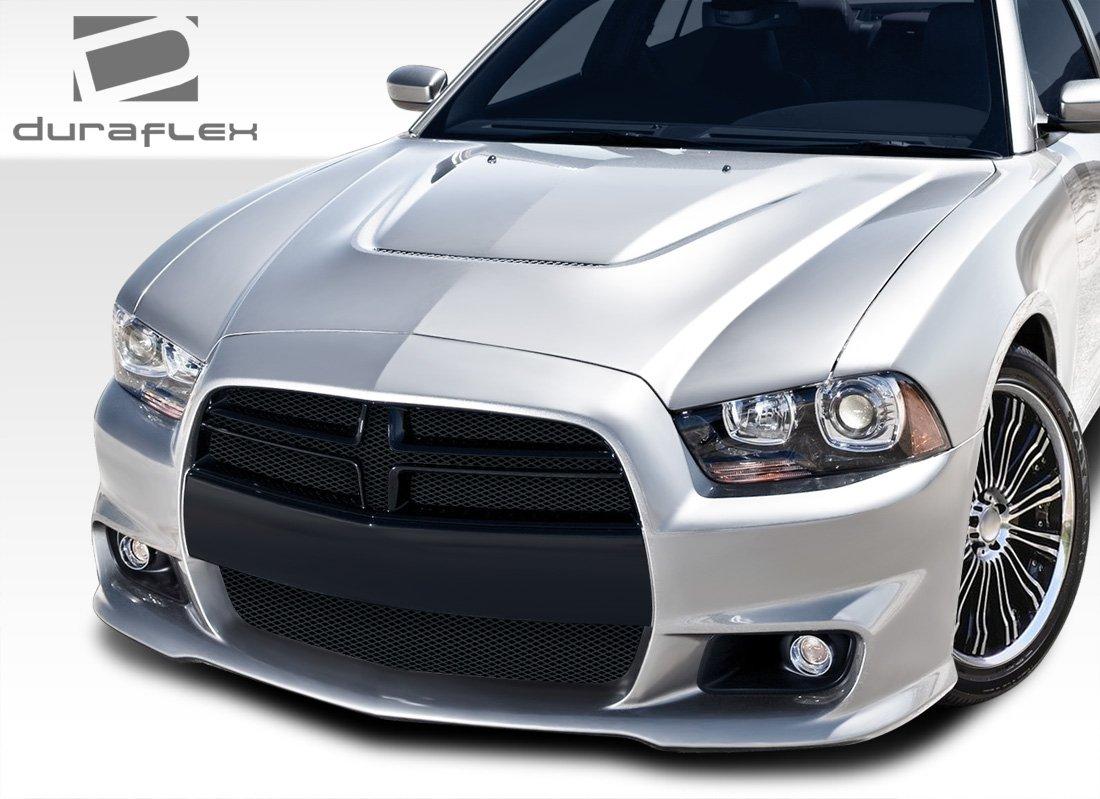 Compatible For Dodge Charger 2011-2014 1 Piece Body Kit Duraflex ED-GMF-692 SRT 2 Hood
