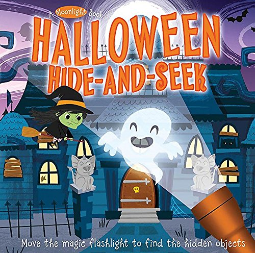 A Moonlight Book: Halloween Hide-and-Seek -