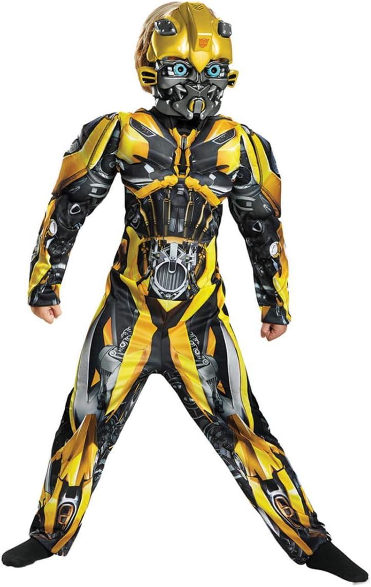 RubieS Spain 630995-L Disfraz Optimus Prime Transformers 8-10 a/ños