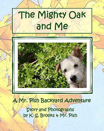 The Mighty Oak and Me: A Mr. Pish Backyard Adventure (Tree Oak Mighty)