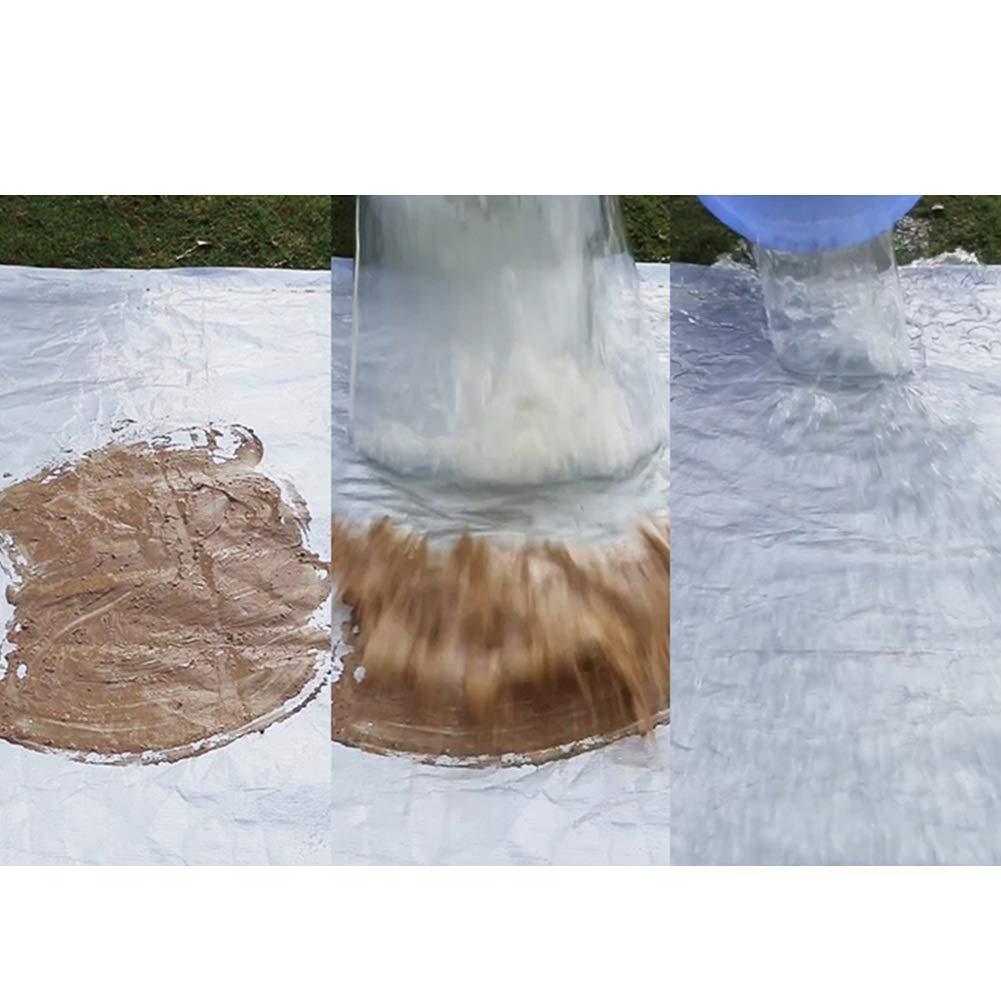 YHUJH Wasserdichte Plane Rainproof Shade Shade Shade Sonnencreme Isolierung Plus Dicke Plane, Silber Umweltschutz (Größe   6  8cm) B07PGFF4QS Zeltplanen Moderne Technologie b5637c