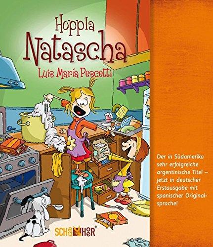 Hoppla Natascha: Deutsch-Spanisch