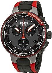 Tissot T111.417.37.441.01 Mens Watch T-Race Cycling Vuelta 2017 Black 44.5