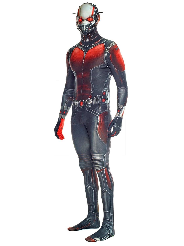 Disfraz MorphsuitTM Ant-Man para adulto: Amazon.es: Juguetes y juegos