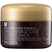 Mizon Snail Wrinkle Care Sleeping Pack 80 Ml, 80 ml