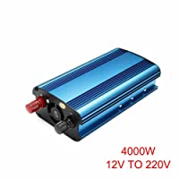 crewell 3000W/4000W Auto Solar Power Inverter DC 12/24V bis AC 220V modifiziert Sinus Konverter