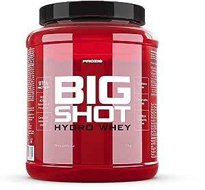 Prozis Big Shot Hydro Whey, Sabor Piña - 750 gr