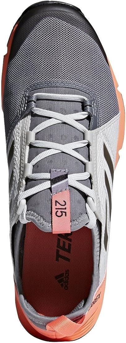 Adidas Outdoorterrex Agravic Speed W - Terrex Donna Grigio Nero Corallo
