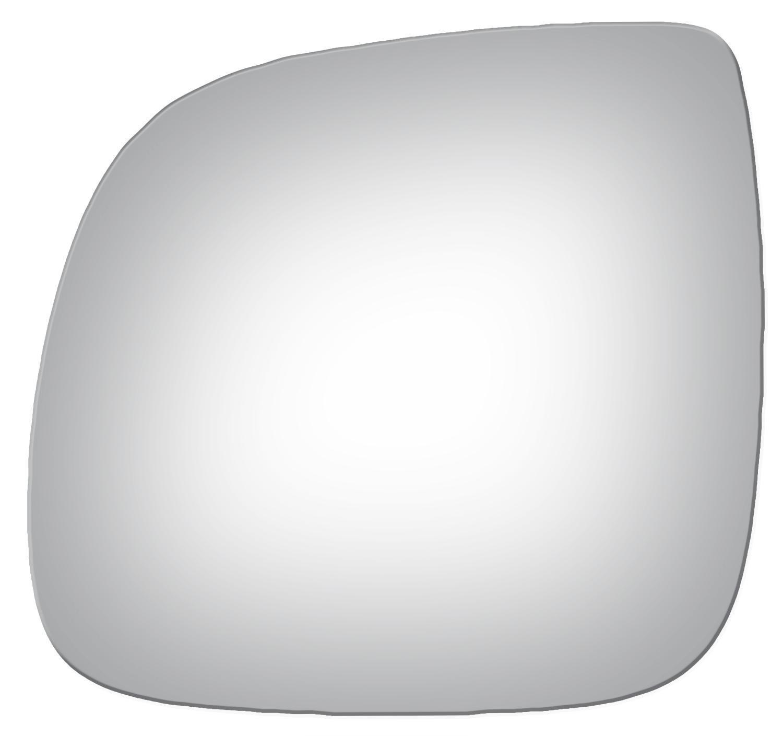 2007-2009 AUDI Q7, 2007-2010 VOLKSWAGEN TOUAREG Driver Side Power Replacement Mirror Glass Burco