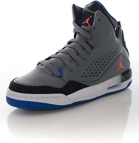 Nike Basket Enfant Nike Air Jordan Sc3 BG Grise Taille