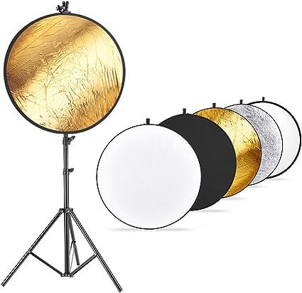 Neewer Fotostudio Beleuchtung Reflektor Und Stativ Set Kamera