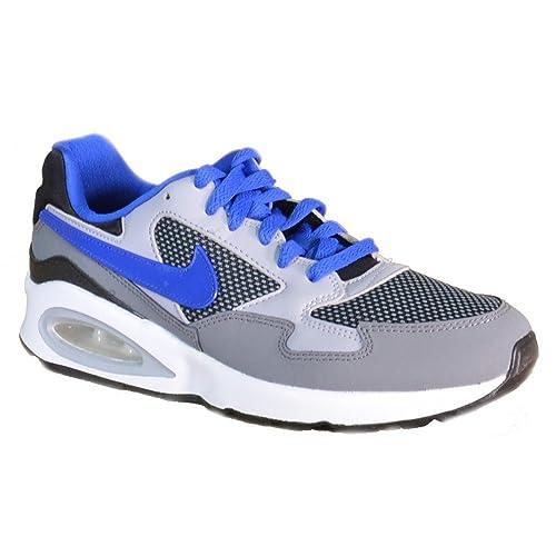 NIKE AIR MAX ST (GS) (40, GRIS AZUL): Amazon.es: Zapatos y