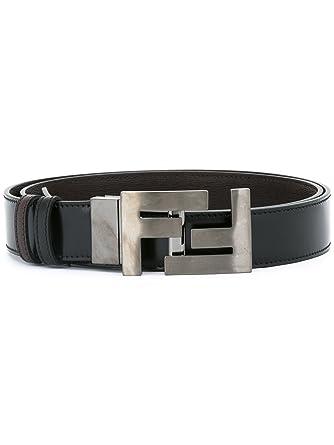 ebed9750fcbc Fendi - Ceinture - Homme marron noir La taille de la marque - - taille