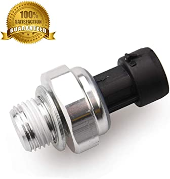 1x Oil Pressure Sensor Switch Sending Unit For Chevrolet Silverado GMC 12616646