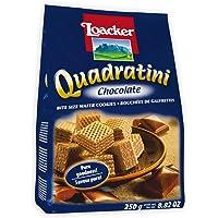 Loacker Chocolate Wafers, 250 gm