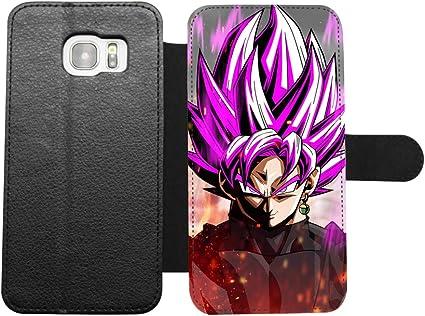 Dragon Ball Z Super Saiyan Rose Black Goku Coque pour Samsung ...