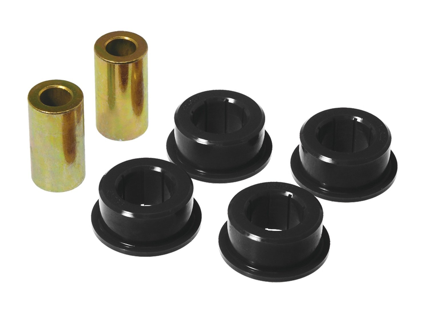 Prothane 6-1219-BL Black Rear Track Bar Bushing Kit