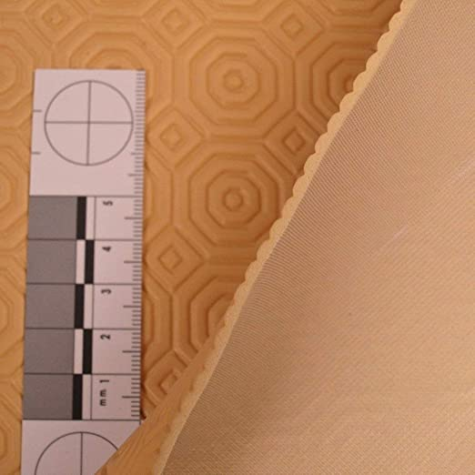 Mantel Protector de mesa Base – – Beige Crema – Muletón – 140 cm ...