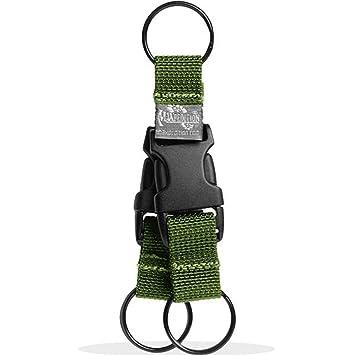 Maxpedition Tritium Llavero OD Green: Amazon.es: Deportes y ...
